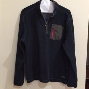 G.H. Bass & Co. Mens Fz Explorer Fleece Jacket. XL